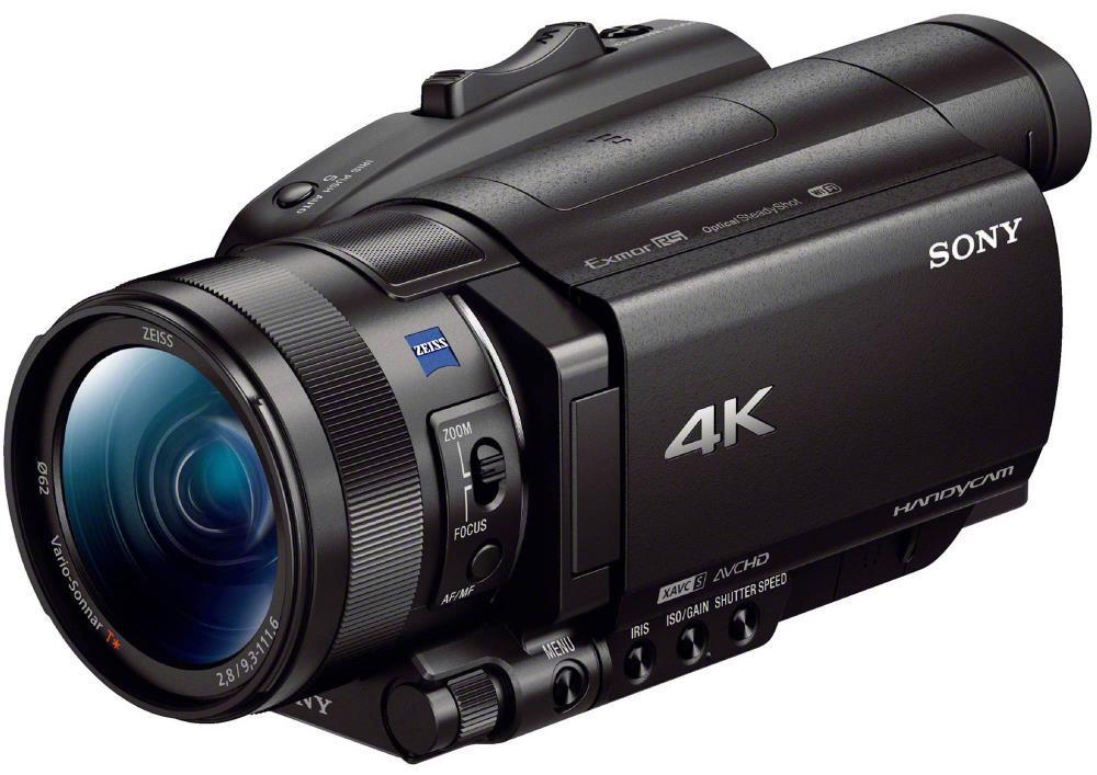 Видеокамера SONY FDR-AX700B