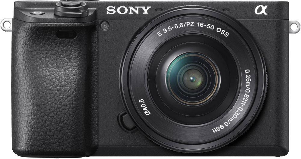 Фотоаппарат SONY Alpha a6400 Kit 16-50mm (черный)