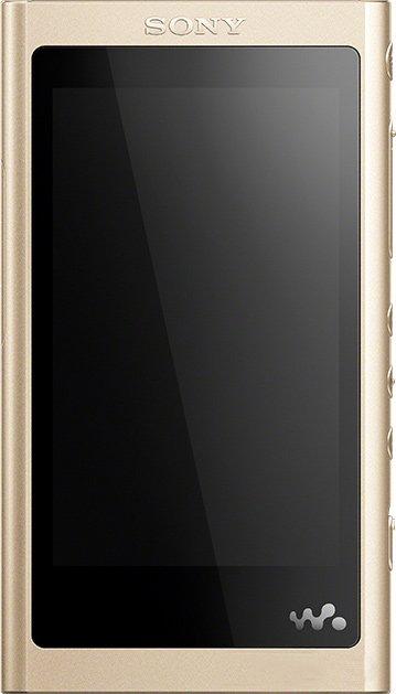 MP3 плеер SONY NW-A55 Hi-Res (золотистый)