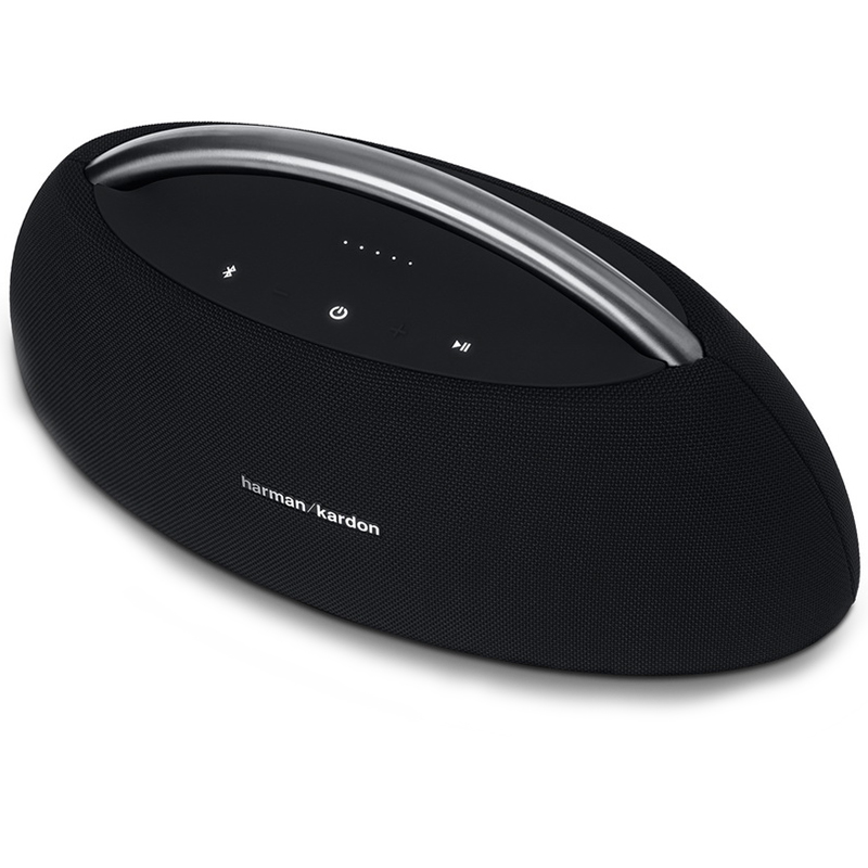 Портативная колонка HARMAN KARDON Go + Play (HKGOPLAYMINIBLKEU)