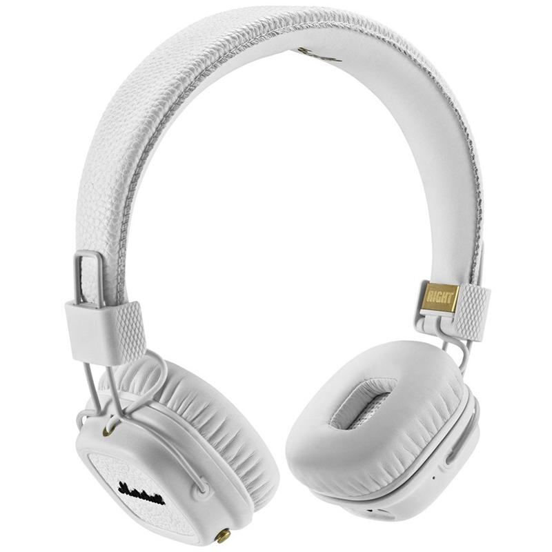 Беспроводные наушники MARSHALL Major II Bluetooth (7340055333856)