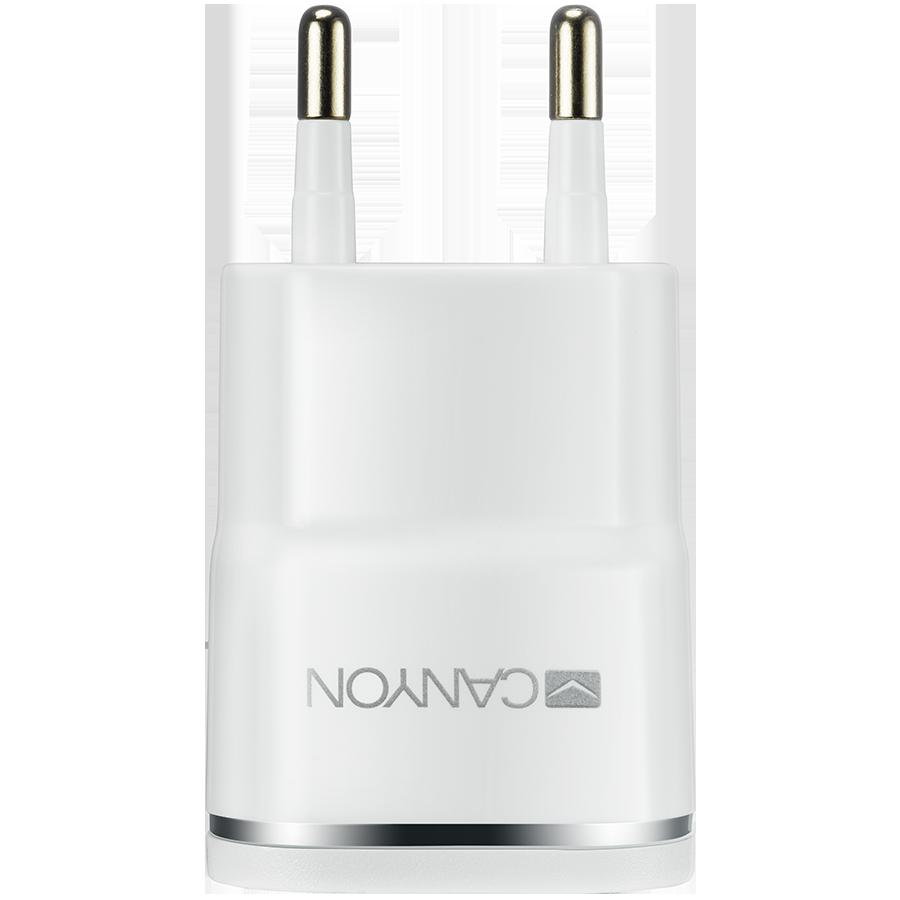 Адаптер питания CANYON USB Тип A (CNE-CHA01WS)