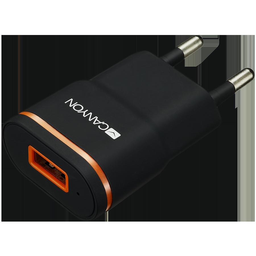 Адаптер питания CANYON USB Тип A (CNE-CHA01B)