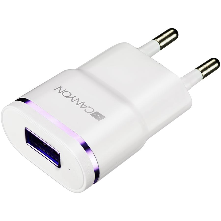 Адаптер питания CANYON USB Тип A (CNE-CHA01WR)