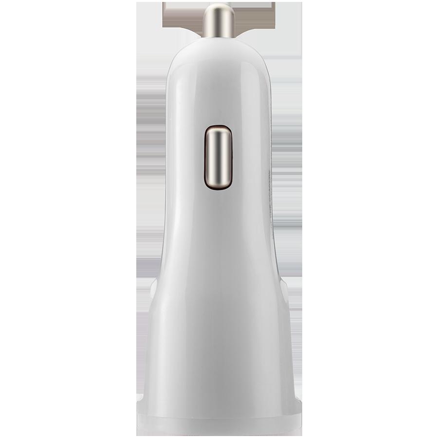 Автомобильный адаптер CANYON 2*USB/Lightning (CNE-CCA033W)