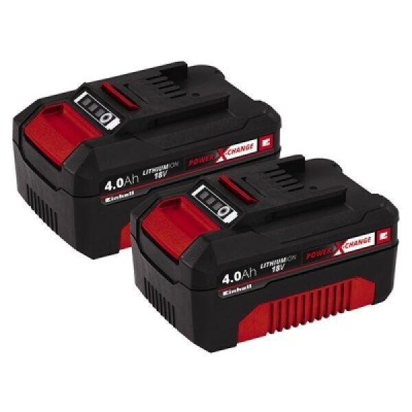 Аккумулятор Einhell PXC Twinpack 4511489
