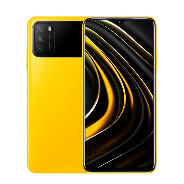 Poco M3 (4/128 Желтый)