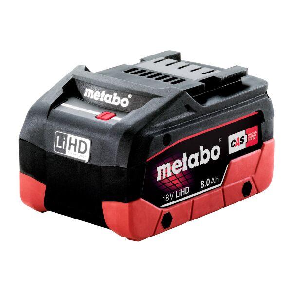 Аккумулятор Metabo LiHD 625369000