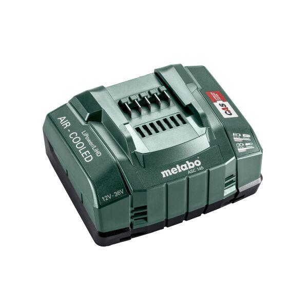 Зарядное устройство Metabo ASC 145 627378000