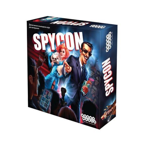 Настольная игра Hobby World Spycon