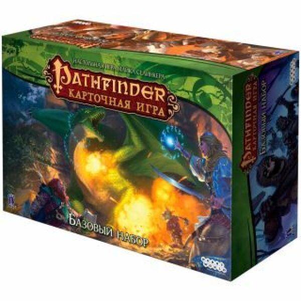 Настольная игра Hobby World Pathfinder. Карточная игра: Базовый набор 915250