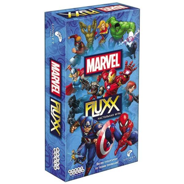 Настольная игра Hobby World Fluxx Marvel 915257