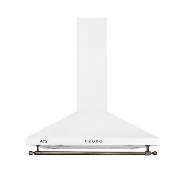 Вытяжка ZorG Technology Allegro B 750 60 (белый)