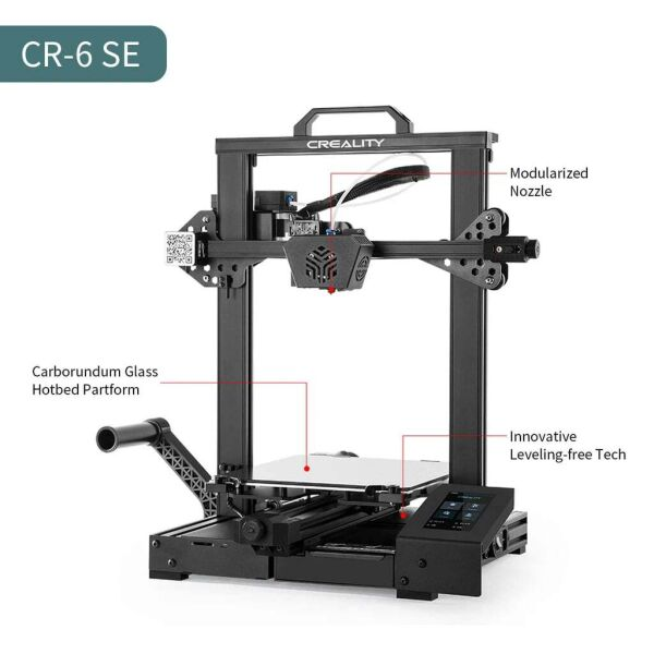 3D-принтер Creality CR-6 SE