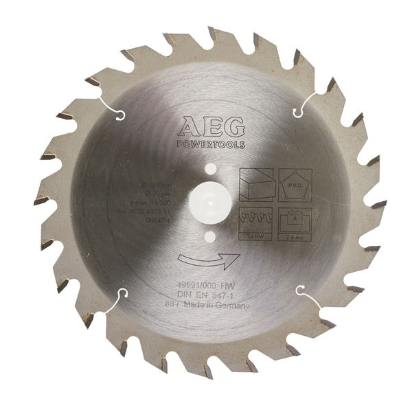 Диск пильный AEG Powertools 4932430311