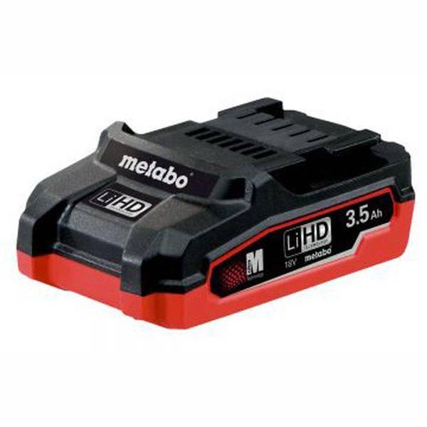 Аккумулятор Metabo LiHD18В LiHD T0346 (2 шт)