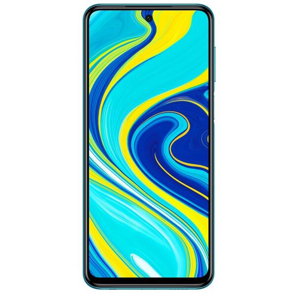 Смартфон Xiaomi Redmi Note 9S 4GB/64GB Aurora Blue EU