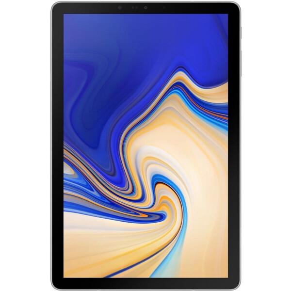 Планшет SAMSUNG Galaxy Tab S4 LTE 64GB (серебристый)