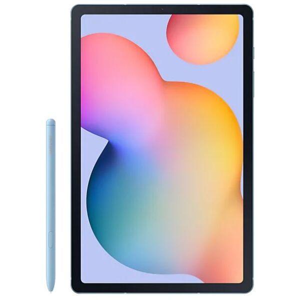 Планшет SAMSUNG Galaxy Tab S6 lite LTE (SM-P615NZBASER) голубой