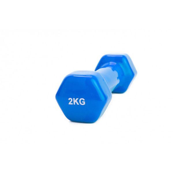 Гантель Bradex SF 0162 2 кг (синяя)