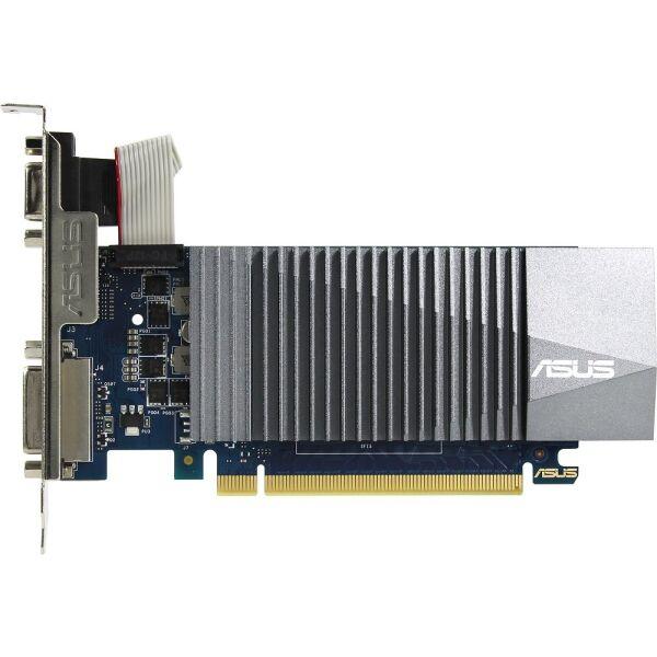 Видеокарта ASUS GeForce GT 710 LP BRK 2GB (GT710-SL-2GD5-BRK)