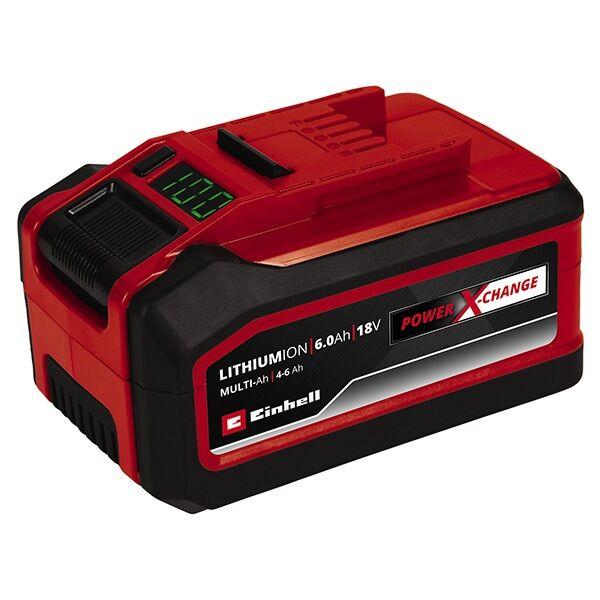Аккумулятор Einhell Multi-Ah PXC Plus (4511502)