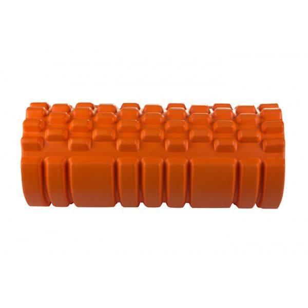 Валик для фитнеса Bradex ТУБА (SF 0065) оранжевый