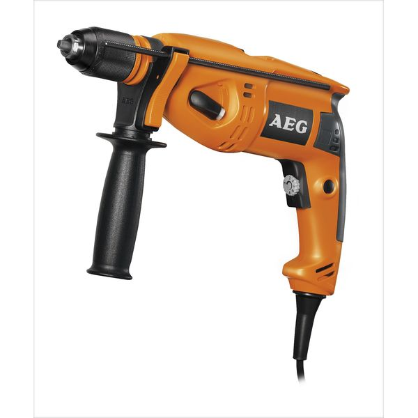 Дрель AEG Powertools SB2E750 RX SuperTorque (4935412853)