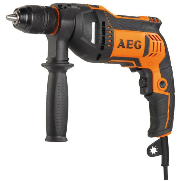 Дрель AEG Powertools BE 750 R (4935449160)