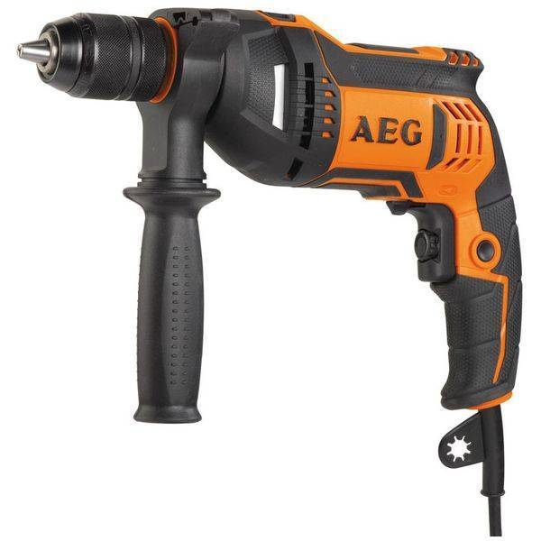 Дрель AEG Powertools SBE 750 RE (4935442830)