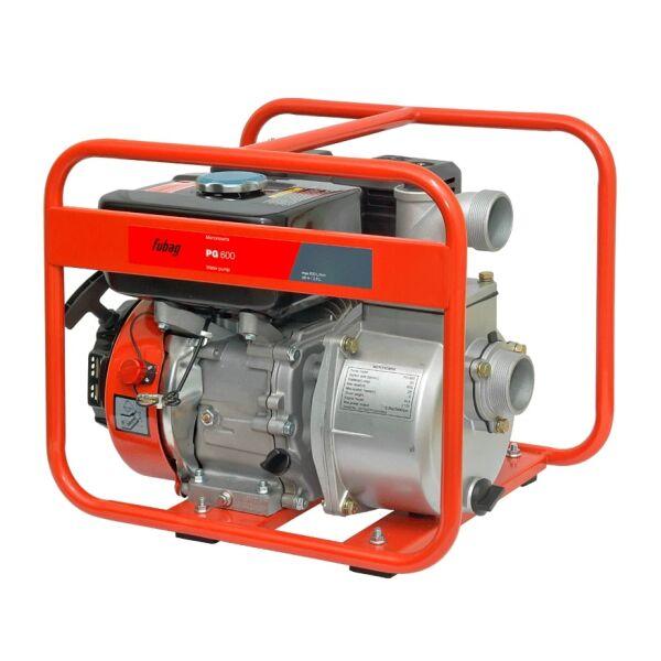 Бензиновая мотопомпа FUBAG PG 600 (838259)