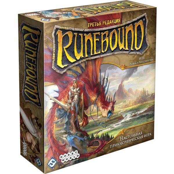 Настольная игра Hobby World Runebound. Третья редакция