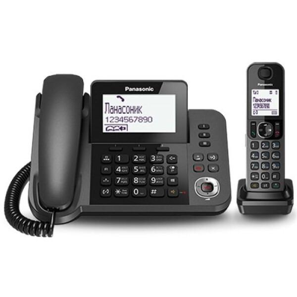 Беспроводной телефон стандарта DECT Panasonic КХ-TGF320RUM