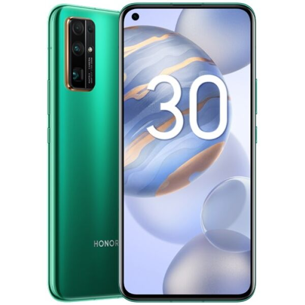 Смартфон Honor 30 (BMH-AN10) 8GB/128GB зеленый