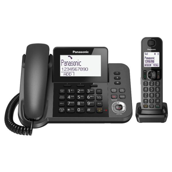 Беспроводной телефон стандарта DECT Panasonic КХ-TGF310RUM