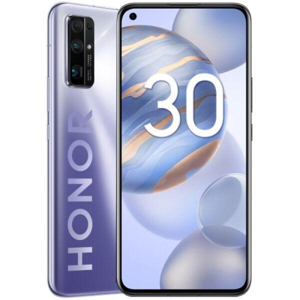 Смартфон Honor 30 Premium (BMH-AN10) 8GB/256GB титановый серебристый
