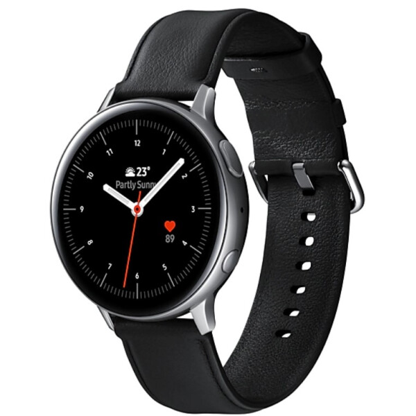 Smart-часы SAMSUNG Galaxy Watch Active 2 (SM-R820NSSASER) сталь
