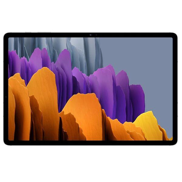 Планшет SAMSUNG SM-T975 серебро 128Гб (Galaxy Tab S7+)