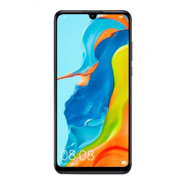 Смартфон HUAWEI P30 Lite 256GB (MAR-LX1B) полночный черный