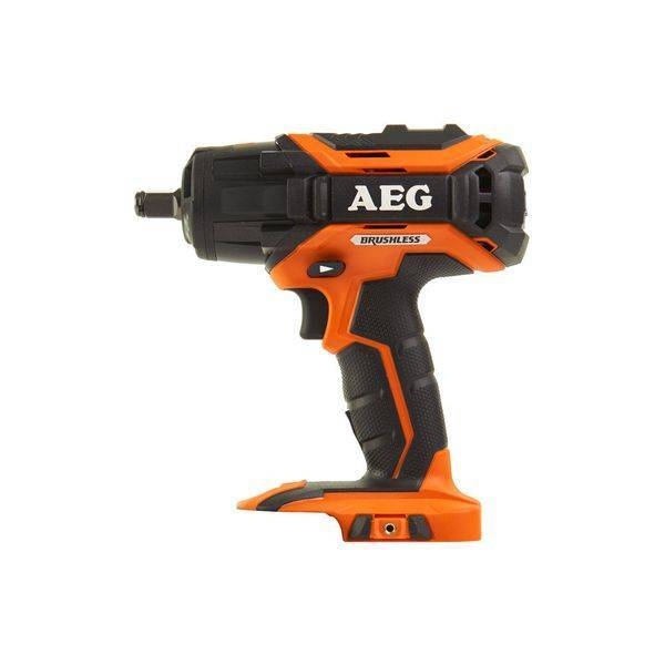Гайковерт AEG Powertools BSS 18 C12ZBL-0 без АКБ и ЗУ (4935459426)