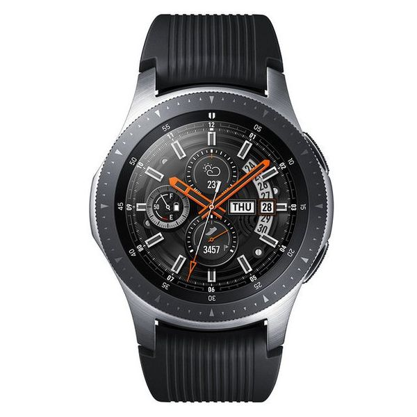 Smart-часы SAMSUNG Galaxy Watch SM-R800 (SM-R800NZSASER) серебристый