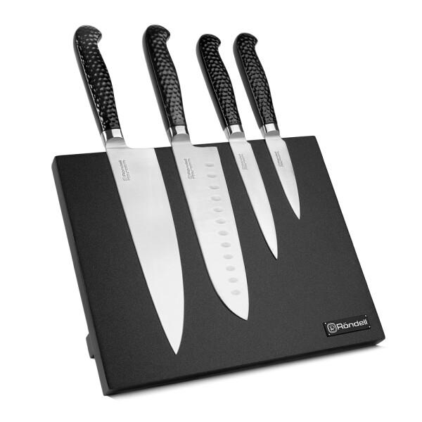 Набор ножей Rondell RainDrops RD-1131