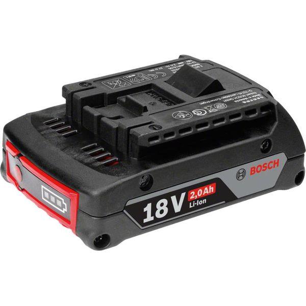 Аккумуляторный блок Bosch GBA 18V 2.0 Ah M-B Professional (1600Z00036)