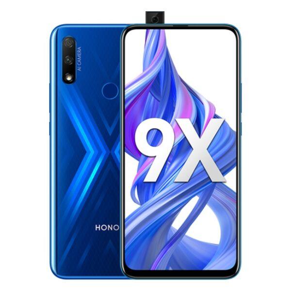 Смартфон HONOR 9X Dual (STK-LX1) сапфировый синий