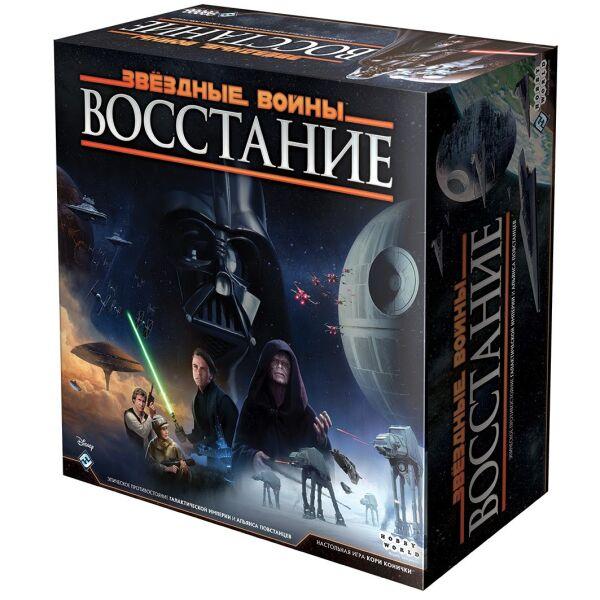Настольная игра Hobby World Звёздные Войны: Восстание