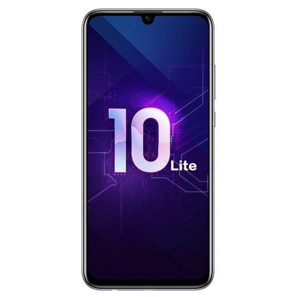 Смартфон Honor 10 Lite (HRY-LX1) 3GB/64GB Midnight Black