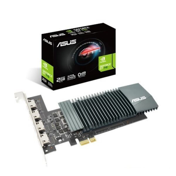 Видеокарта ASUS GeForce GT 710 2GB GT710-4H-SL-2GD5