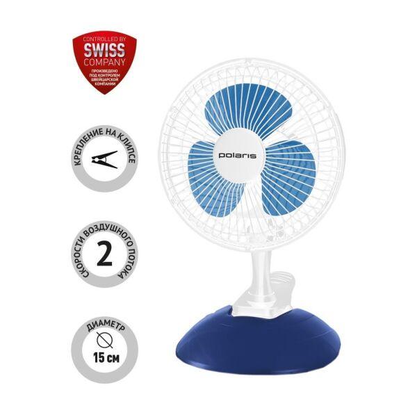 Вентилятор Polaris PCF 15