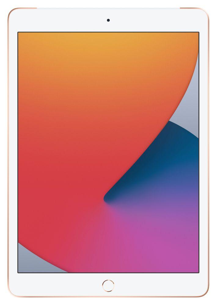 Планшет APPLE iPad 10.2 2020 32GB LTE MYMK2 (золотистый)