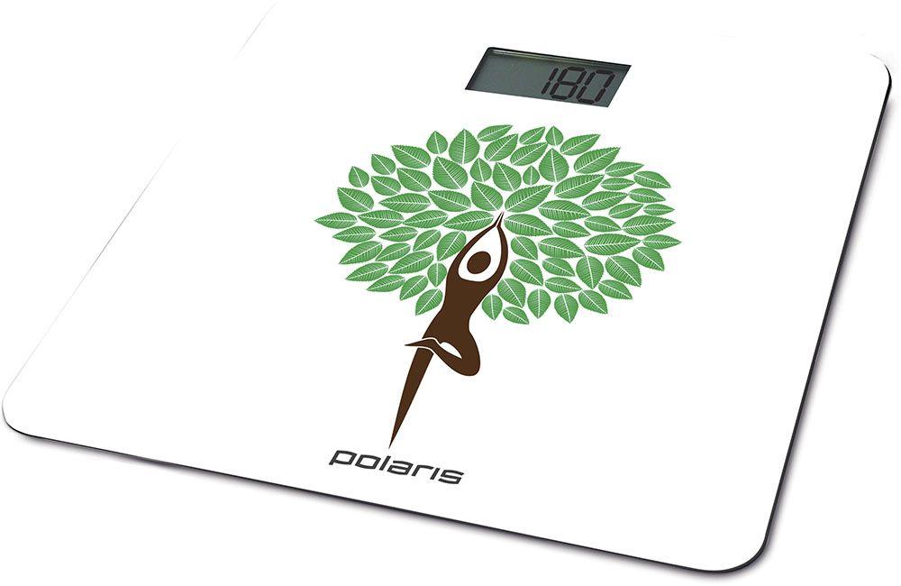 Весы напольные POLARIS PWS 1876DG Yogatree
